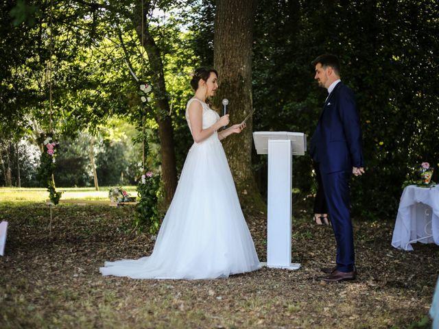 Le mariage de Mikaël et Charlène à Saint-Médard-en-Jalles, Gironde 18