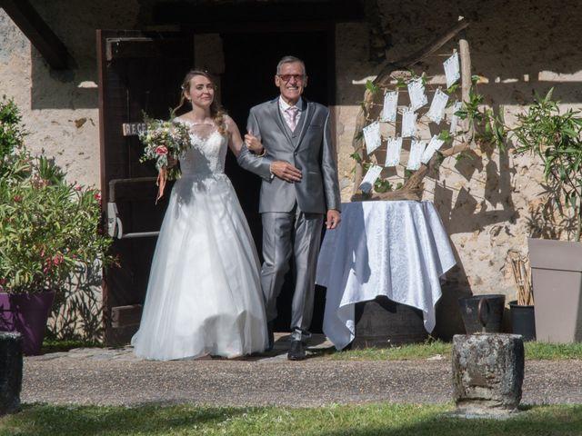 Le mariage de Mikaël et Charlène à Saint-Médard-en-Jalles, Gironde 20