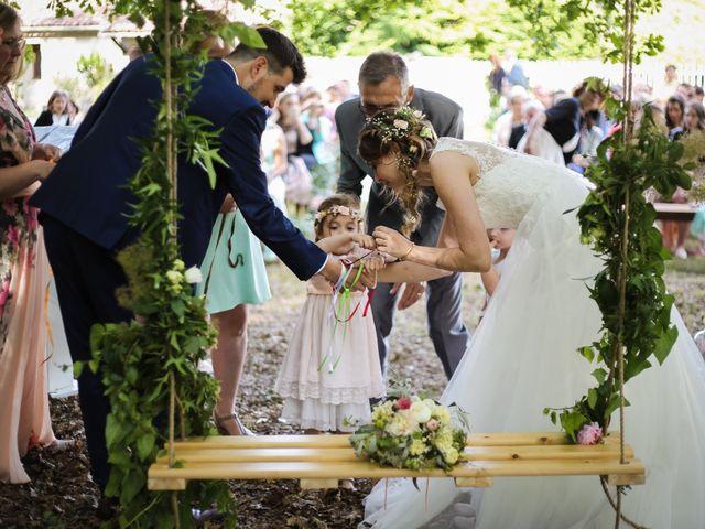 Le mariage de Mikaël et Charlène à Saint-Médard-en-Jalles, Gironde 22