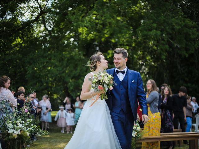 Le mariage de Mikaël et Charlène à Saint-Médard-en-Jalles, Gironde 23