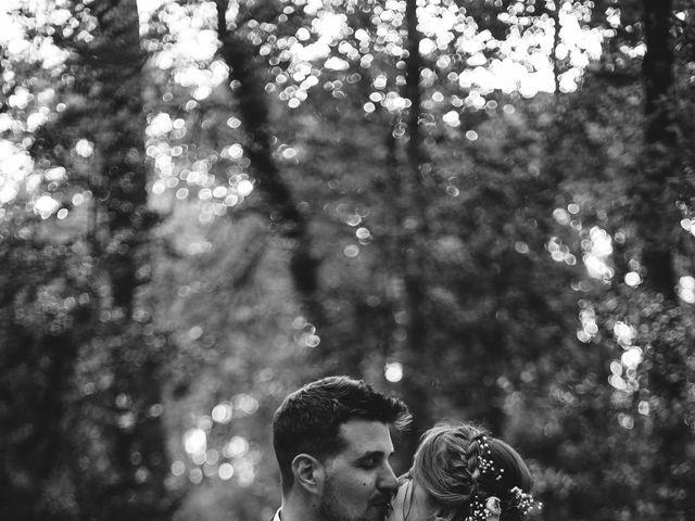 Le mariage de Mikaël et Charlène à Saint-Médard-en-Jalles, Gironde 33