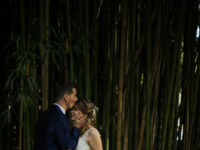Le mariage de Mikaël et Charlène à Saint-Médard-en-Jalles, Gironde 36