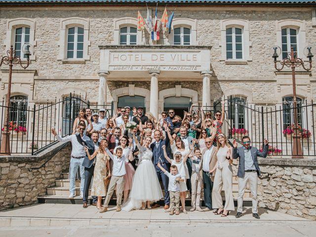 Le mariage de Sebastien et Sarah à Lançon-Provence, Bouches-du-Rhône 17