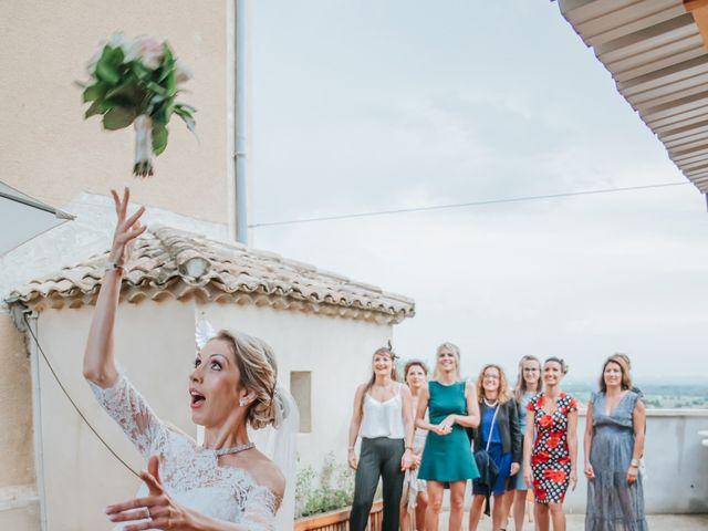 Le mariage de Sebastien et Sarah à Lançon-Provence, Bouches-du-Rhône 40