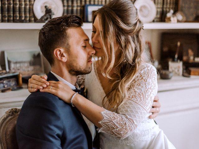 Le mariage de Anne et Maxime