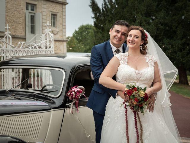 Le mariage de Roxane et Kevyn