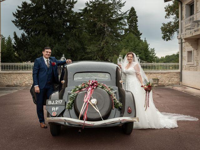Le mariage de Kevyn et Roxane à Montussan, Gironde 2