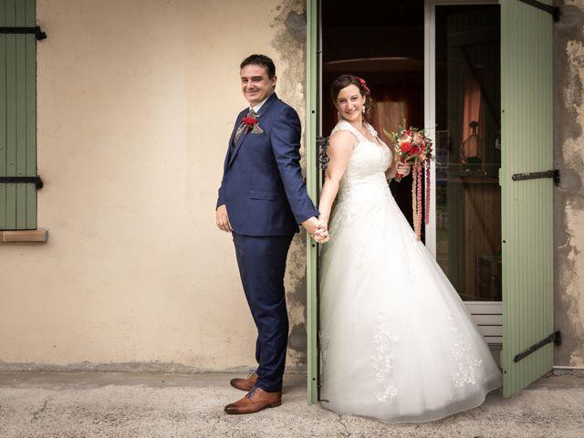 Le mariage de Kevyn et Roxane à Montussan, Gironde 27