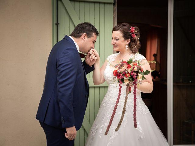 Le mariage de Kevyn et Roxane à Montussan, Gironde 28