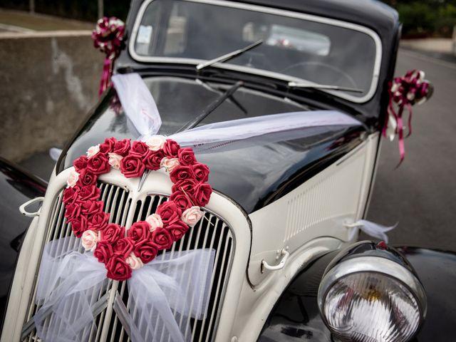 Le mariage de Kevyn et Roxane à Montussan, Gironde 30