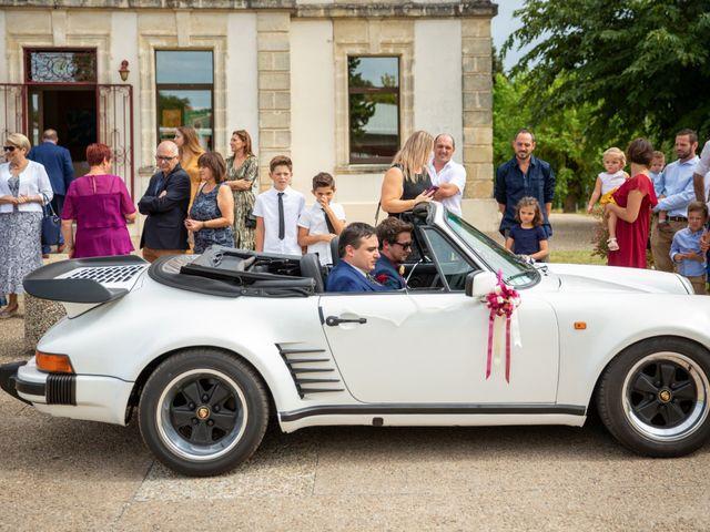 Le mariage de Kevyn et Roxane à Montussan, Gironde 32