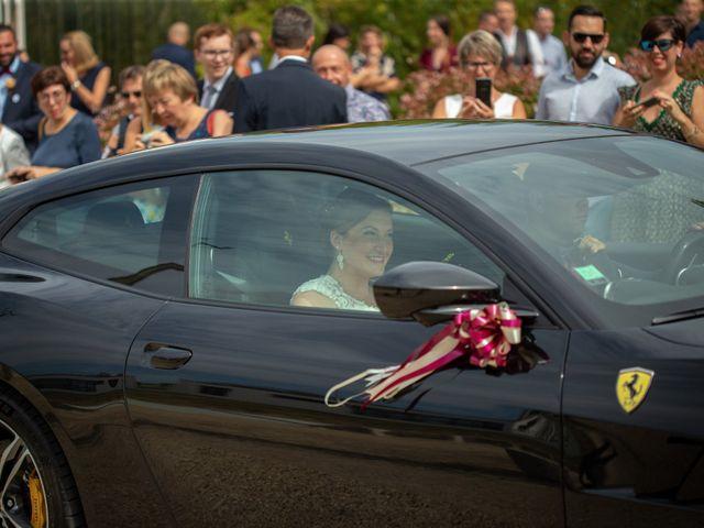 Le mariage de Kevyn et Roxane à Montussan, Gironde 33