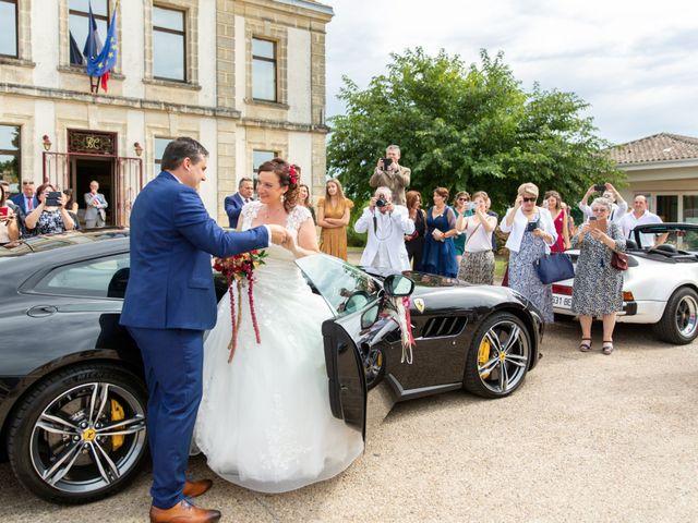 Le mariage de Kevyn et Roxane à Montussan, Gironde 35