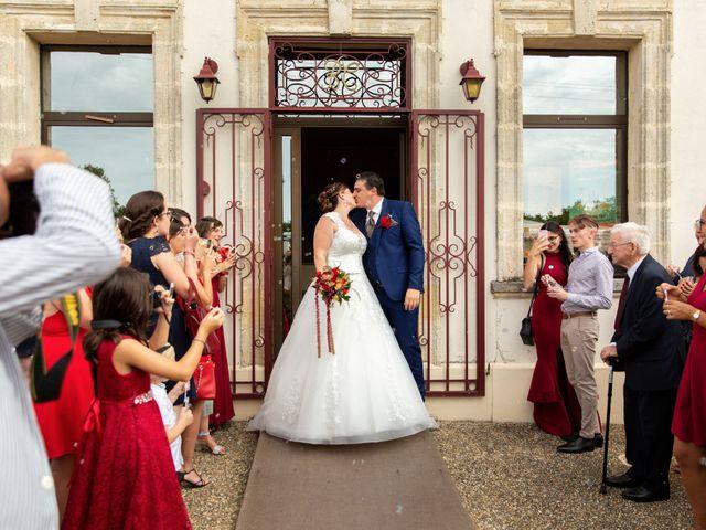 Le mariage de Kevyn et Roxane à Montussan, Gironde 36