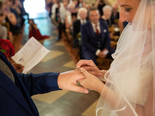 Le mariage de Kevyn et Roxane à Montussan, Gironde 44
