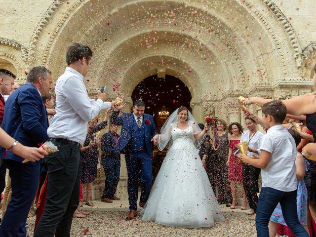 Le mariage de Kevyn et Roxane à Montussan, Gironde 46