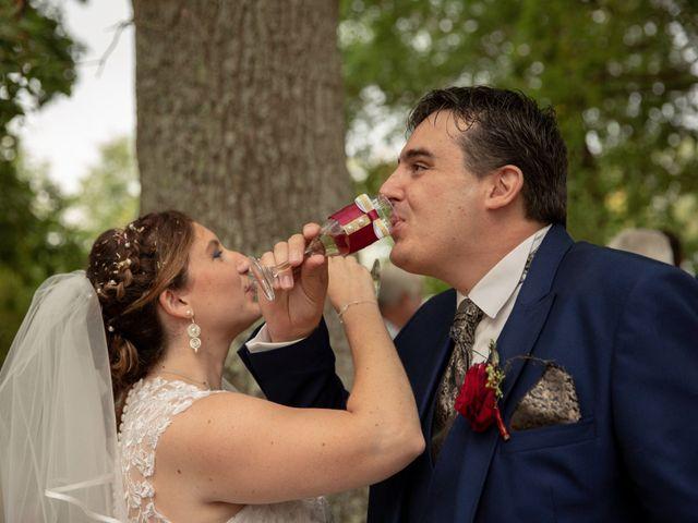 Le mariage de Kevyn et Roxane à Montussan, Gironde 51
