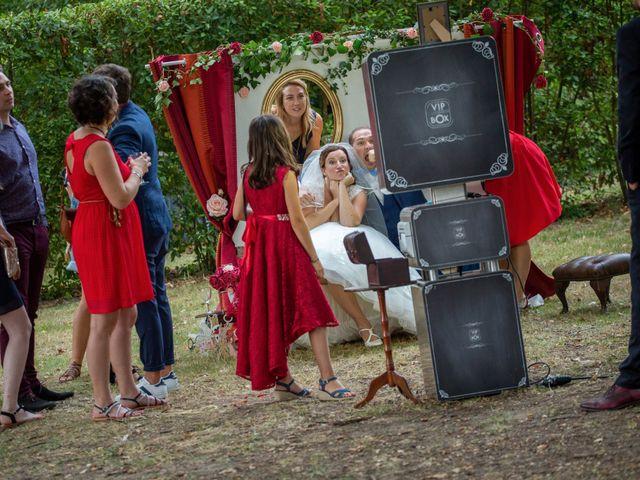 Le mariage de Kevyn et Roxane à Montussan, Gironde 53