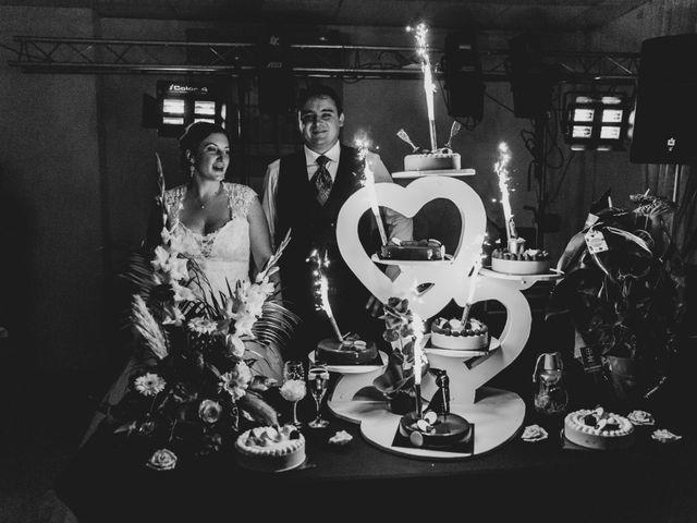 Le mariage de Kevyn et Roxane à Montussan, Gironde 60