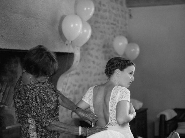 Le mariage de Jean-Baptiste et Marie-Marthe à Génelard, Saône et Loire 19