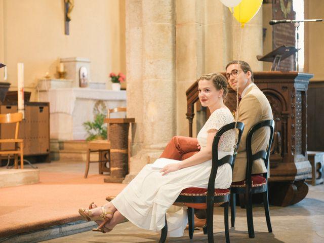 Le mariage de Jean-Baptiste et Marie-Marthe à Génelard, Saône et Loire 33