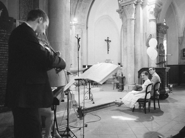 Le mariage de Jean-Baptiste et Marie-Marthe à Génelard, Saône et Loire 34