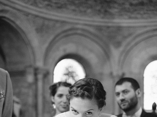 Le mariage de Jean-Baptiste et Marie-Marthe à Génelard, Saône et Loire 35