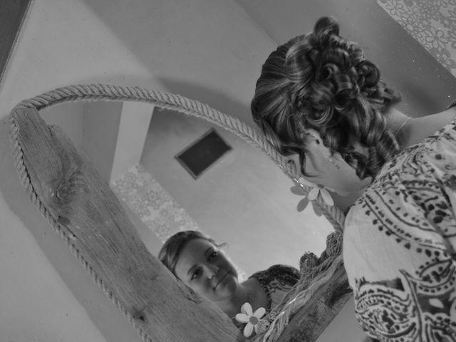 Le mariage de Florian et Angélique à Mortrée, Orne 7