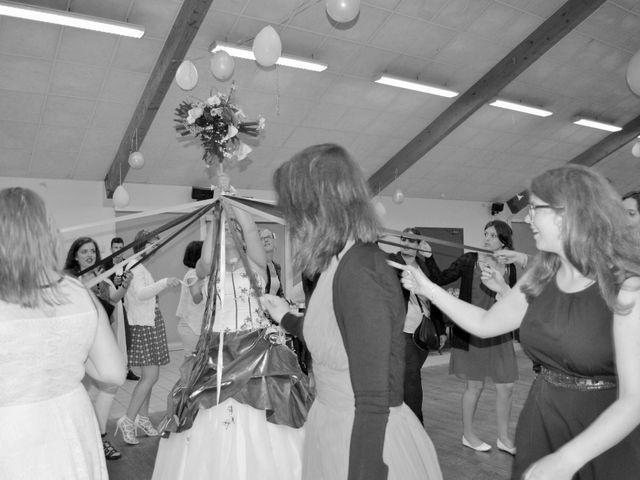 Le mariage de Florian et Angélique à Mortrée, Orne 13