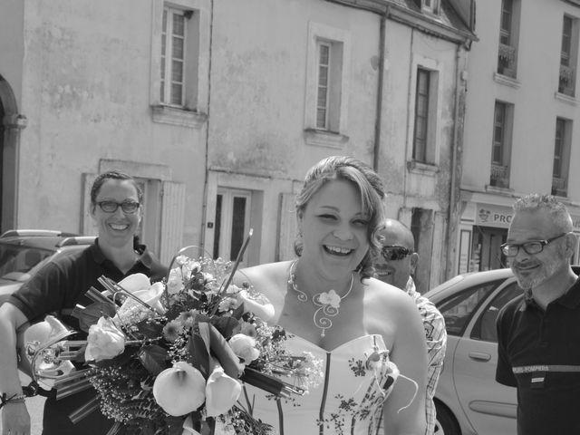 Le mariage de Florian et Angélique à Mortrée, Orne 17