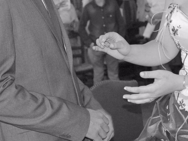 Le mariage de Florian et Angélique à Mortrée, Orne 19
