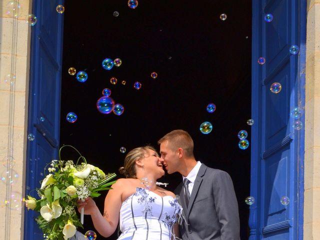 Le mariage de Florian et Angélique à Mortrée, Orne 1