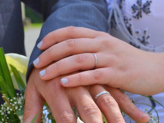 Le mariage de Florian et Angélique à Mortrée, Orne 22