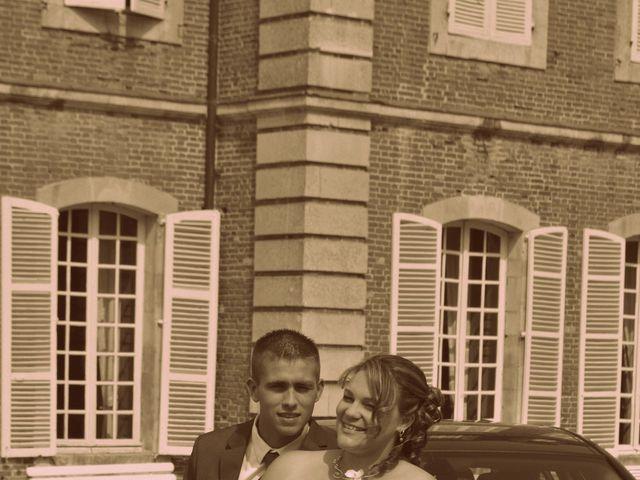 Le mariage de Florian et Angélique à Mortrée, Orne 23