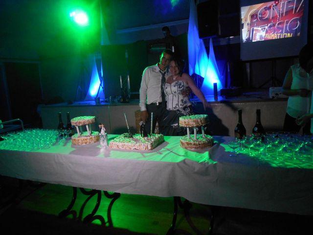 Le mariage de Florian et Angélique à Mortrée, Orne 30