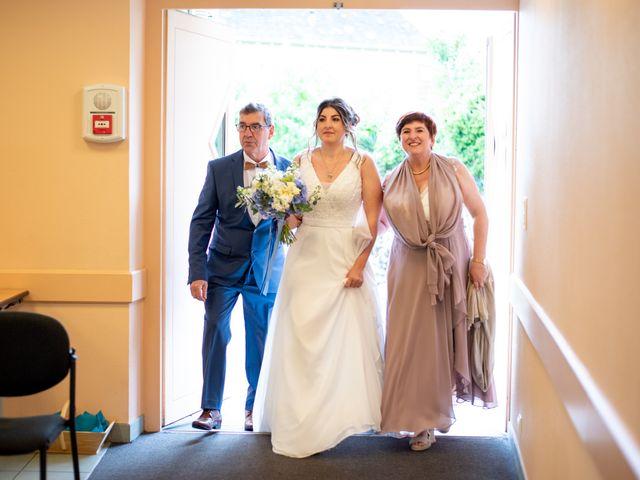 Le mariage de Gaëtan et Marie à Lissac-sur-Couze, Corrèze 20