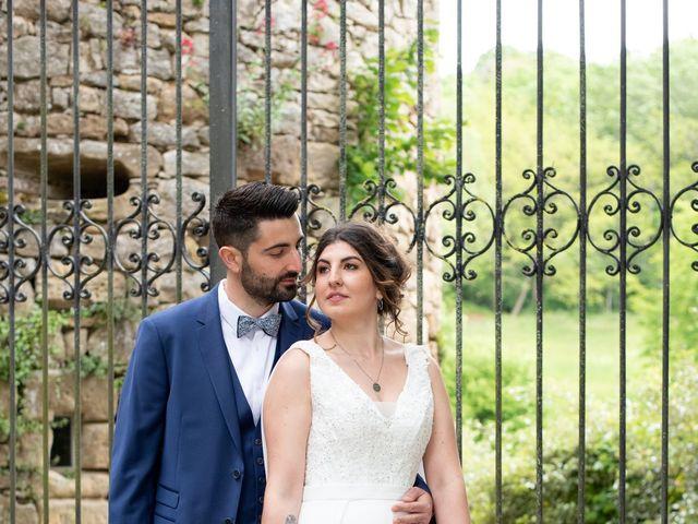 Le mariage de Gaëtan et Marie à Lissac-sur-Couze, Corrèze 22