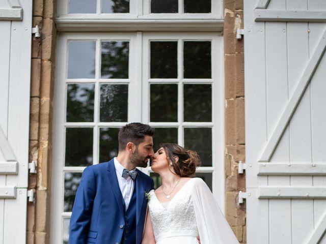 Le mariage de Gaëtan et Marie à Lissac-sur-Couze, Corrèze 26