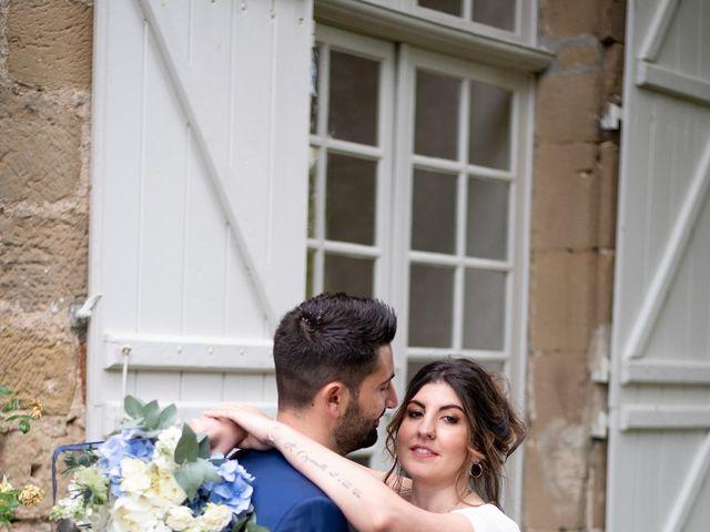 Le mariage de Gaëtan et Marie à Lissac-sur-Couze, Corrèze 27