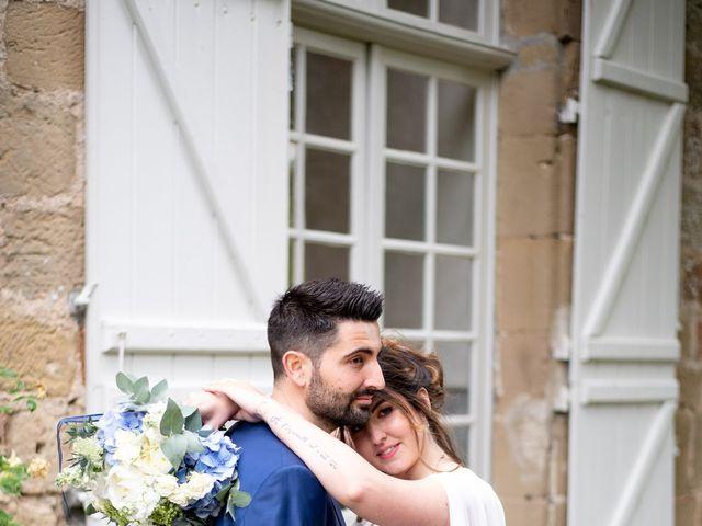 Le mariage de Gaëtan et Marie à Lissac-sur-Couze, Corrèze 28