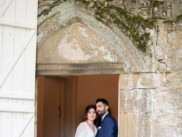 Le mariage de Gaëtan et Marie à Lissac-sur-Couze, Corrèze 29