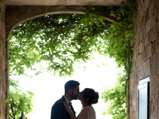 Le mariage de Gaëtan et Marie à Lissac-sur-Couze, Corrèze 35