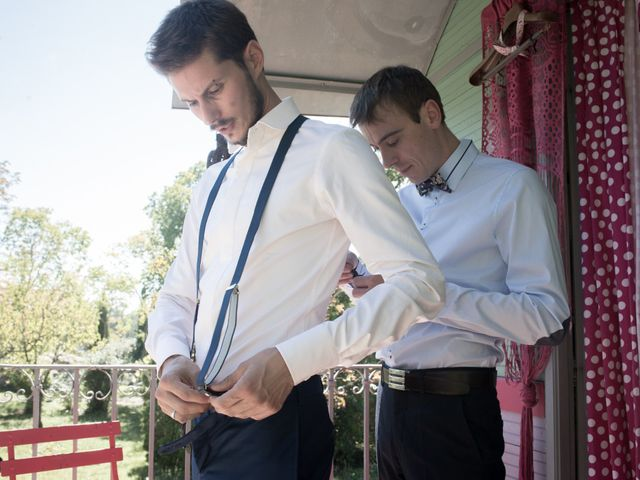 Le mariage de Arnaud et Marion à Montpellier, Hérault 18