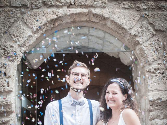 Le mariage de Arnaud et Marion à Montpellier, Hérault 44