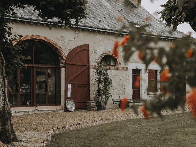 Le mariage de François et Annabelle à Braye sur Maulne, Indre-et-Loire 2