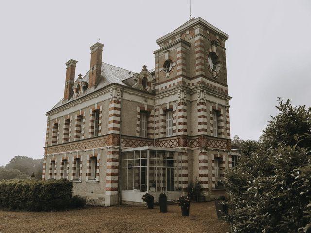 Le mariage de François et Annabelle à Braye sur Maulne, Indre-et-Loire 4