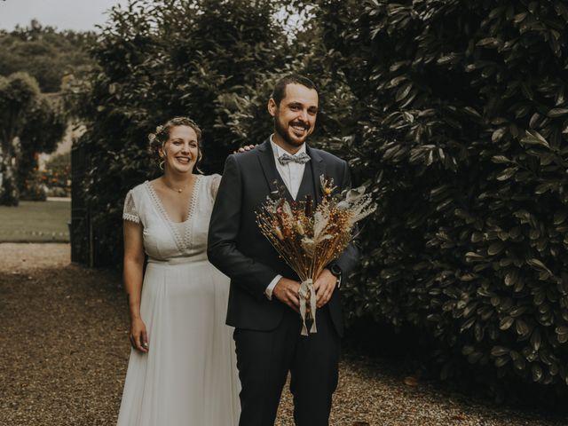 Le mariage de François et Annabelle à Braye sur Maulne, Indre-et-Loire 17