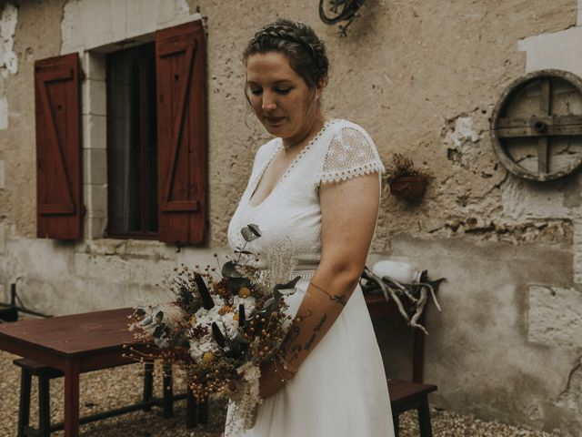 Le mariage de François et Annabelle à Braye sur Maulne, Indre-et-Loire 22