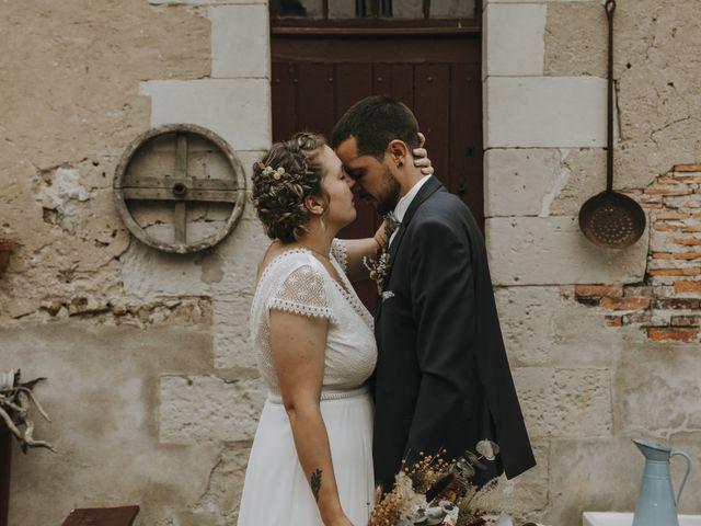 Le mariage de François et Annabelle à Braye sur Maulne, Indre-et-Loire 23