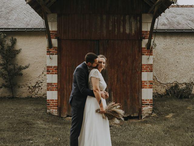 Le mariage de François et Annabelle à Braye sur Maulne, Indre-et-Loire 25
